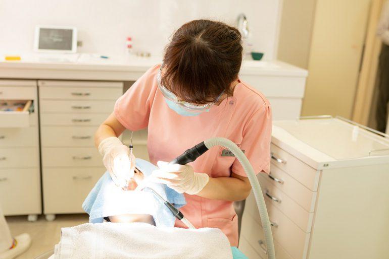 中度歯周病治療の特徴